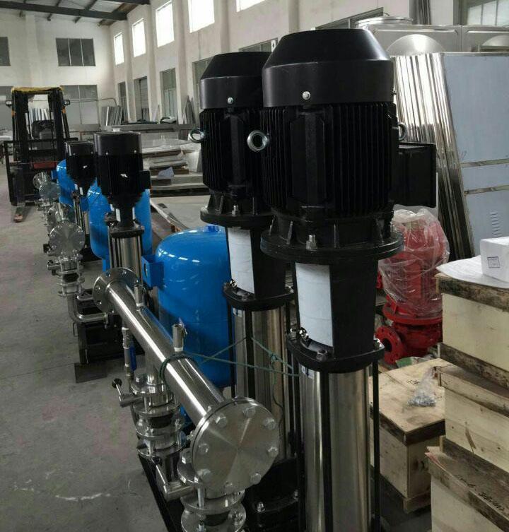 无负压供水设备型号