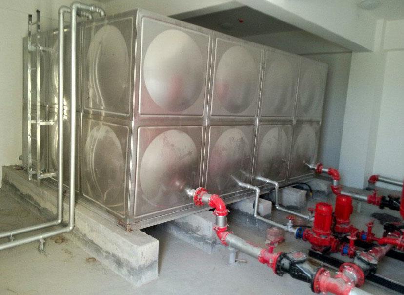 不锈钢消防水箱型号