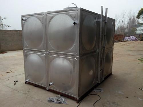 3×3×2.5不锈钢水箱