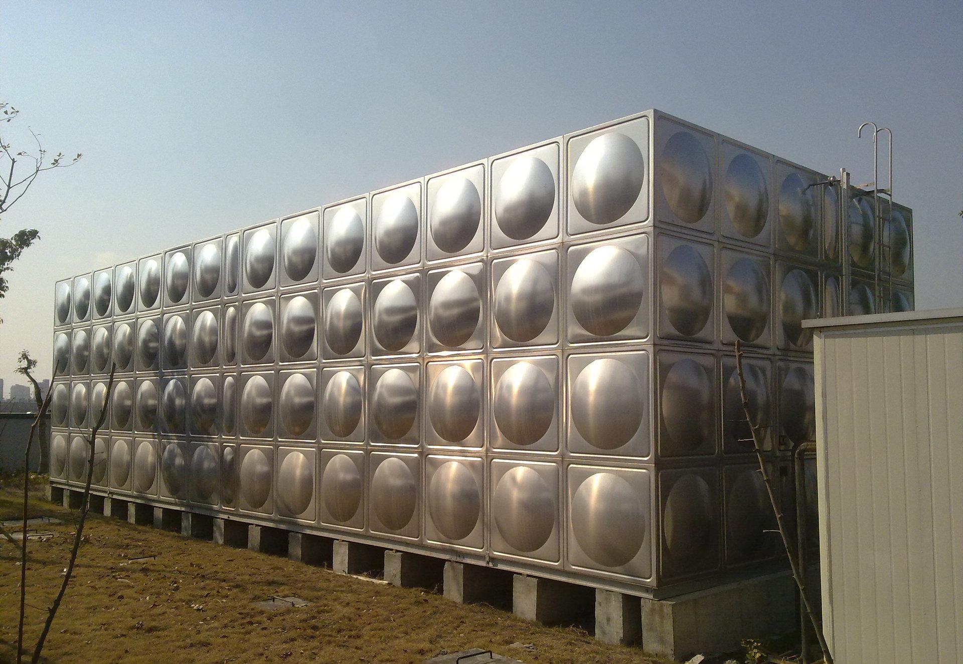 4×3×2不锈钢水箱消防水箱