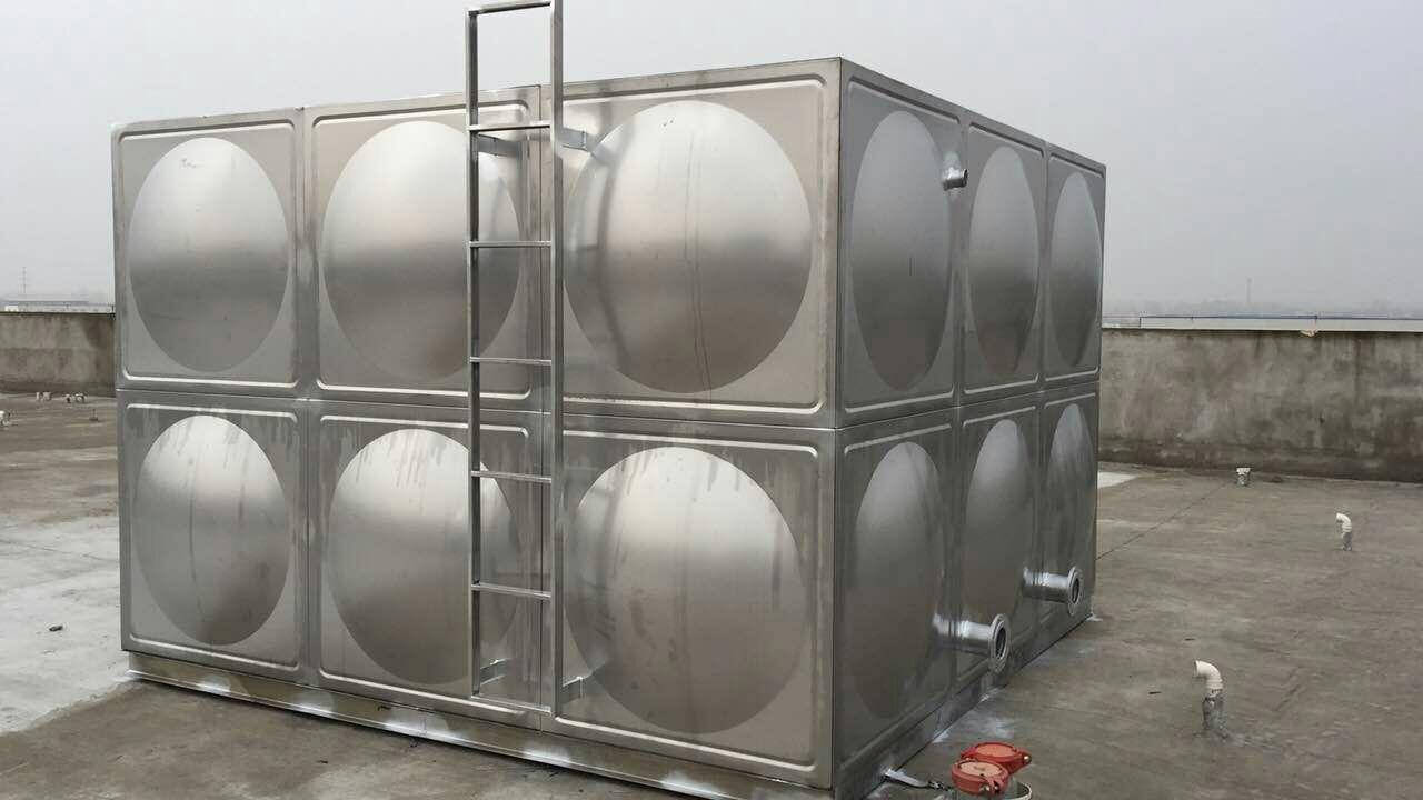 3×3×2不锈钢水箱