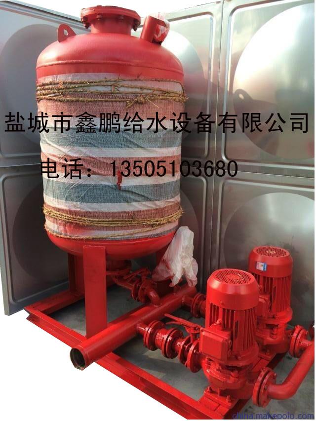 箱泵一体单系统