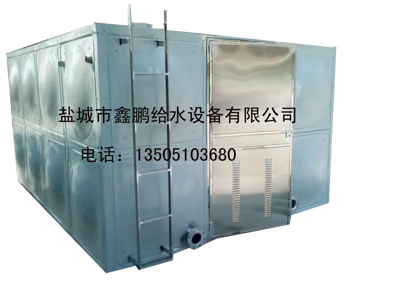 箱泵一体保温