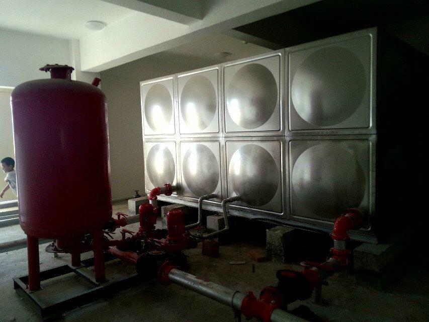 水箱泵外置式