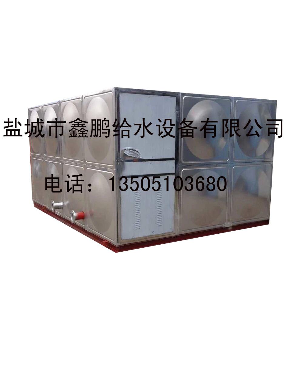 4×3×2不锈钢水箱