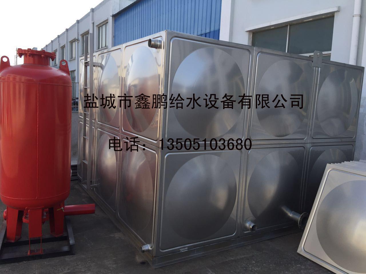18立方不锈钢水箱