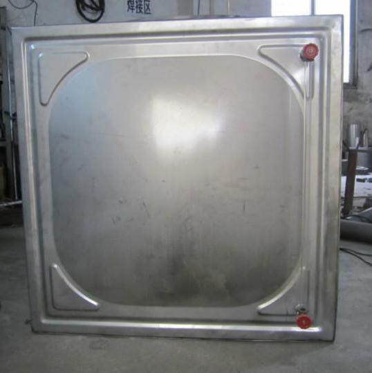 专业生产永利官网平台不锈钢拼装水箱