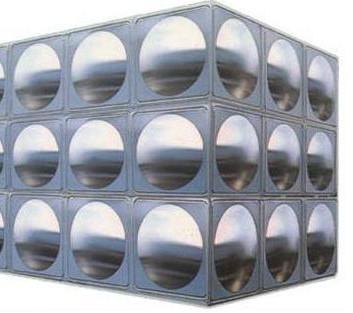 专业定时永利官网平台不锈钢拼装水箱