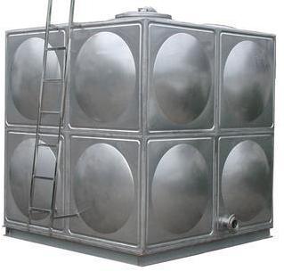 盐城永利官网平台不锈钢拼装水箱