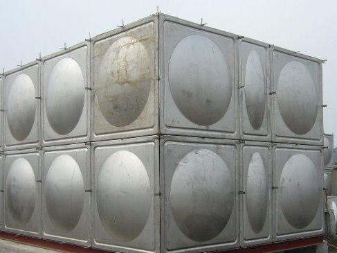 优质不锈钢拼装水箱