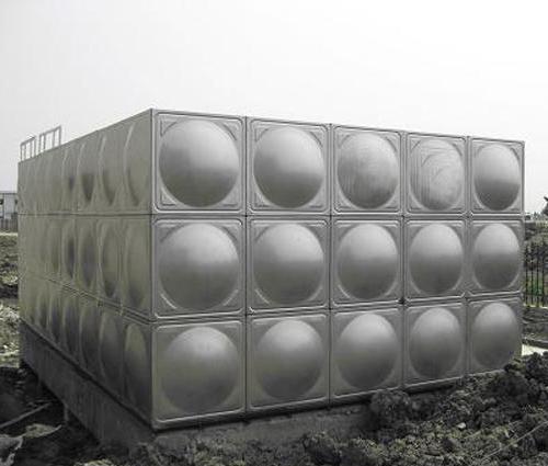 装配式不锈钢焊接水箱