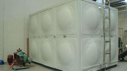 永利官网平台不锈钢拼装水箱焊接
