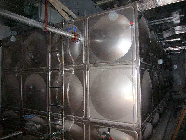 家用永利官网平台不锈钢拼装水箱