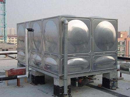 保温永利官网平台不锈钢拼装水箱