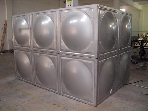 不锈钢拼装水箱加工