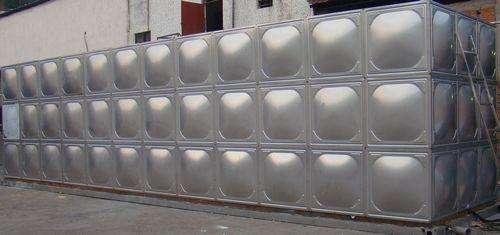 永利官网平台不锈钢拼装水箱安装厂家