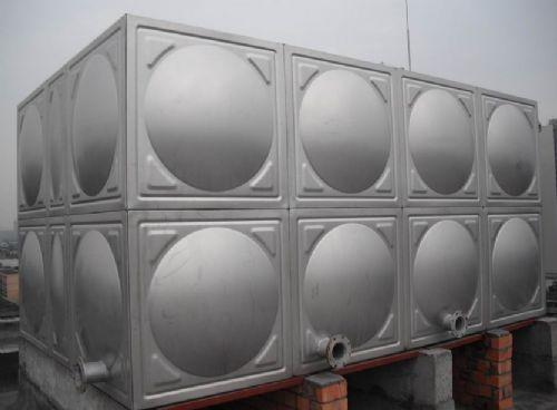 不锈钢焊接水箱方法