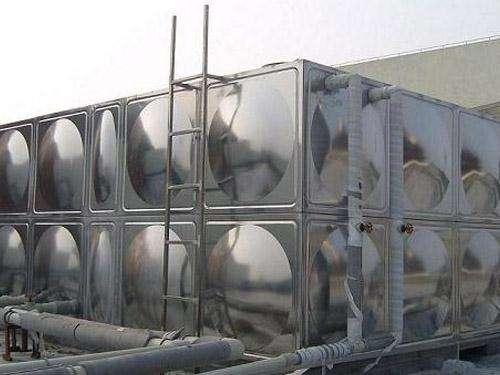组合不锈钢焊接水箱
