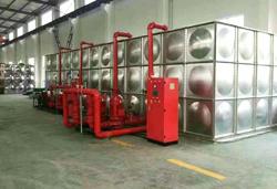 螺栓装配式水箱