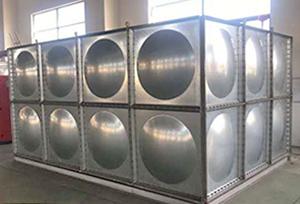 复合装配式水箱