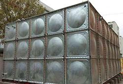 一体化装配式水箱