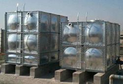 镀锌钢板装配式水箱