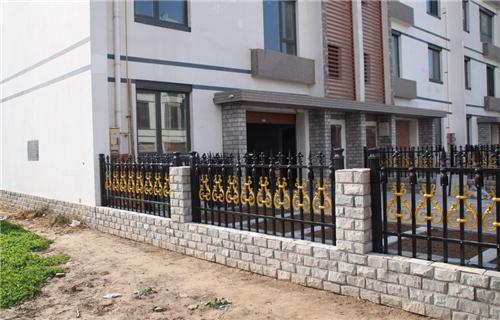 石家庄铸铝护栏