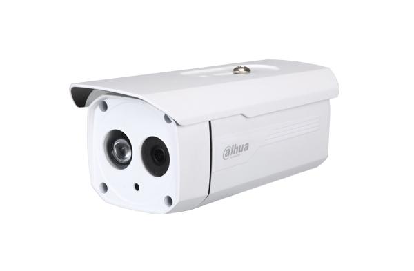 高清(200万像素)单灯红外防水枪型网络摄像机 DH-IPC-HFW2220(5)B