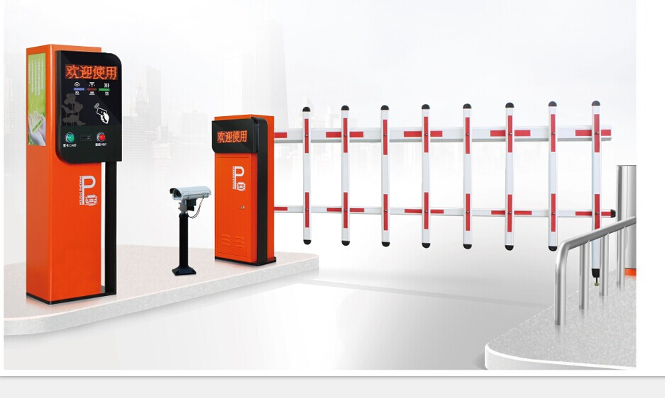 石家莊停車場管理系統