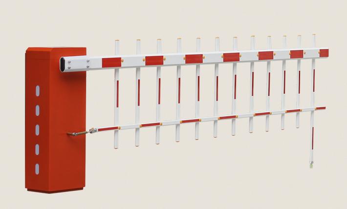 石家莊柵欄式道閘安裝