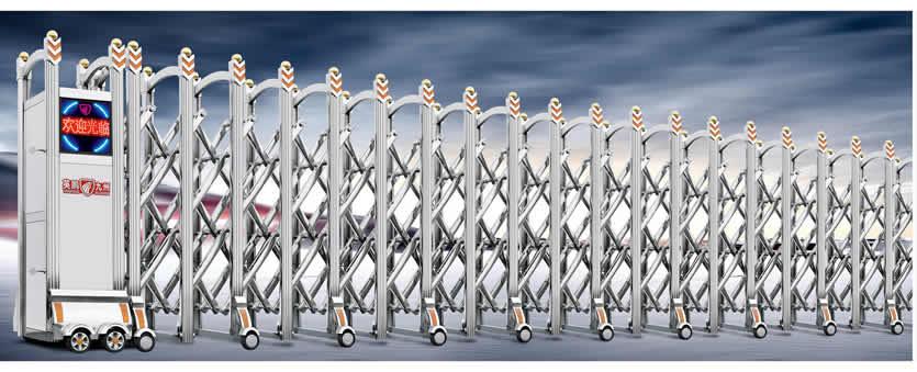 【图文】电动门厂家安装技术棒棒滴_伸缩门行业该如何发展