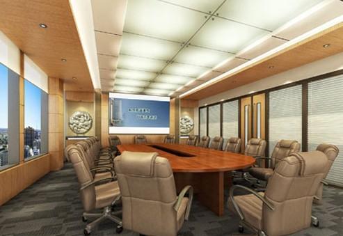 会议室软膜天花