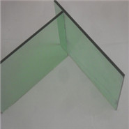 浮法自然绿玻璃
