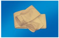 美塔斯耐高温针刺毡滤袋