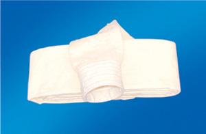 高硅氧高温针刺毡滤袋