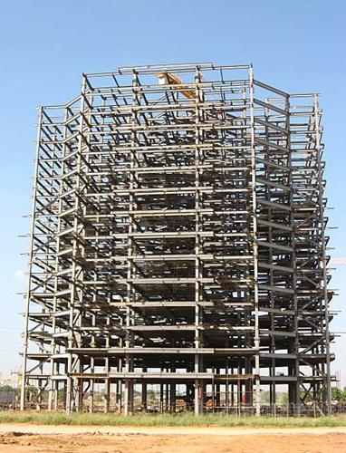 钢结构高层