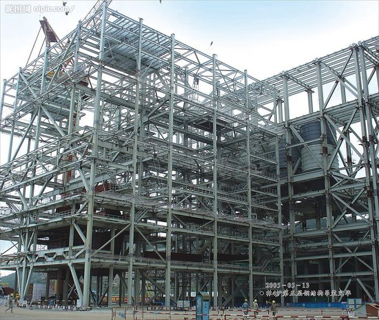 钢结构多层