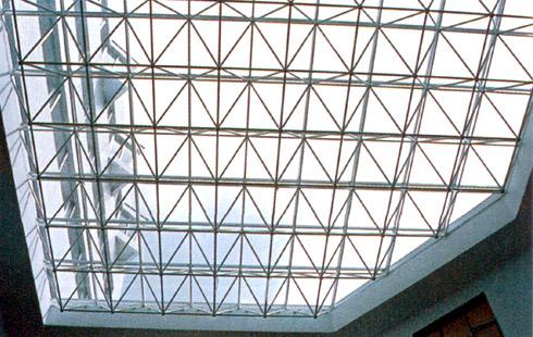 专业钢结构网架