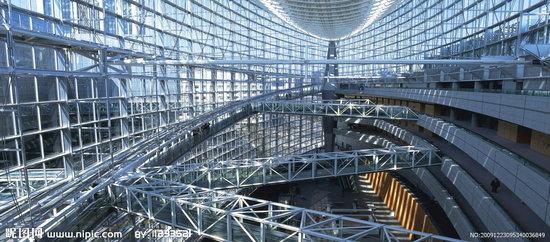 镇江钢结构网架