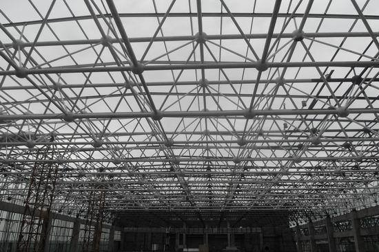 钢结构网架价格
