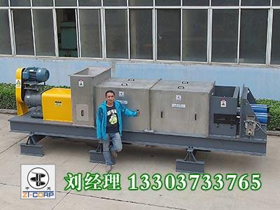 江苏ZTZY-630螺旋逐级挤压分离机
