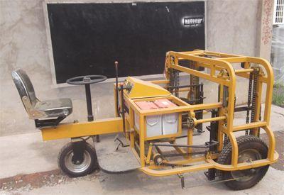 电动运砖车