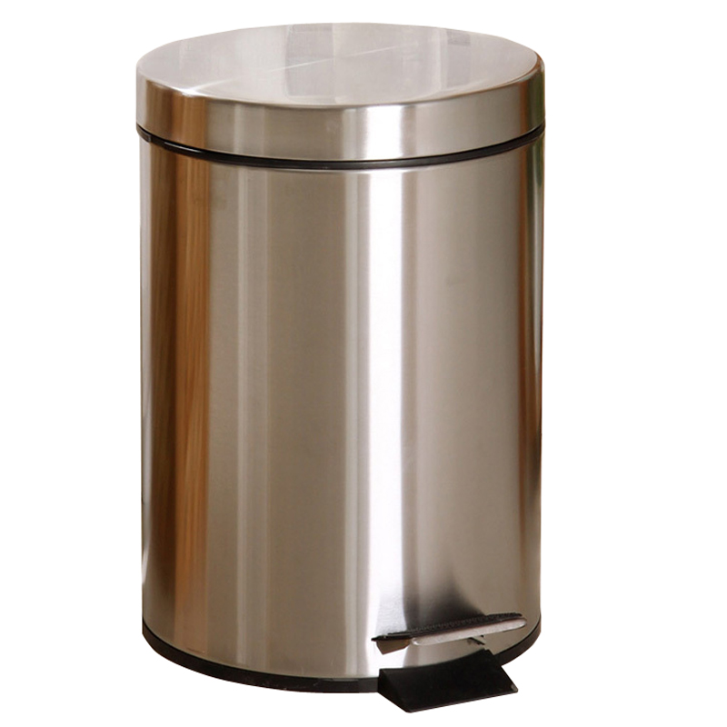 240升不锈钢垃圾桶