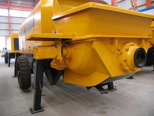 陕西混凝土输送泵