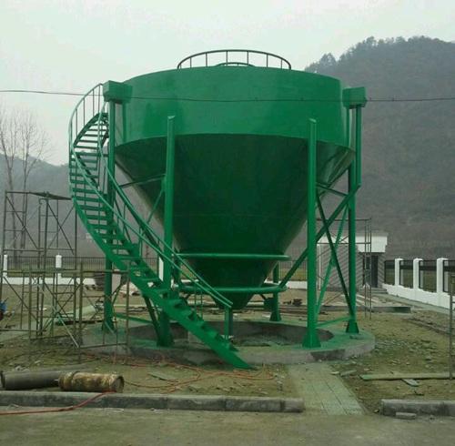 陕西水力循环澄清池