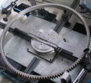 QWSHXKM-III型数控齿轮模棱倒角机