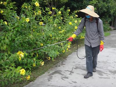武汉公园灭蚊子公司