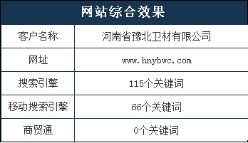 南阳网站推广效果