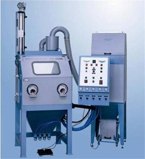 Iepco微型喷砂设备PEENMATIC 850 SDA