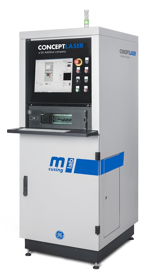 德国Concept Laser ® Mlab cusing 3D打印机金属机